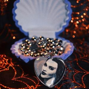 Lily Munster Ball Chain Necklace